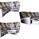 3 угловых дивана