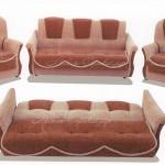 комплект Наташа диван + 2 кресла