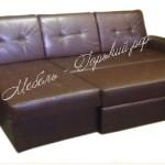 угловой диван рубин