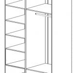 шкаф берлин 1200